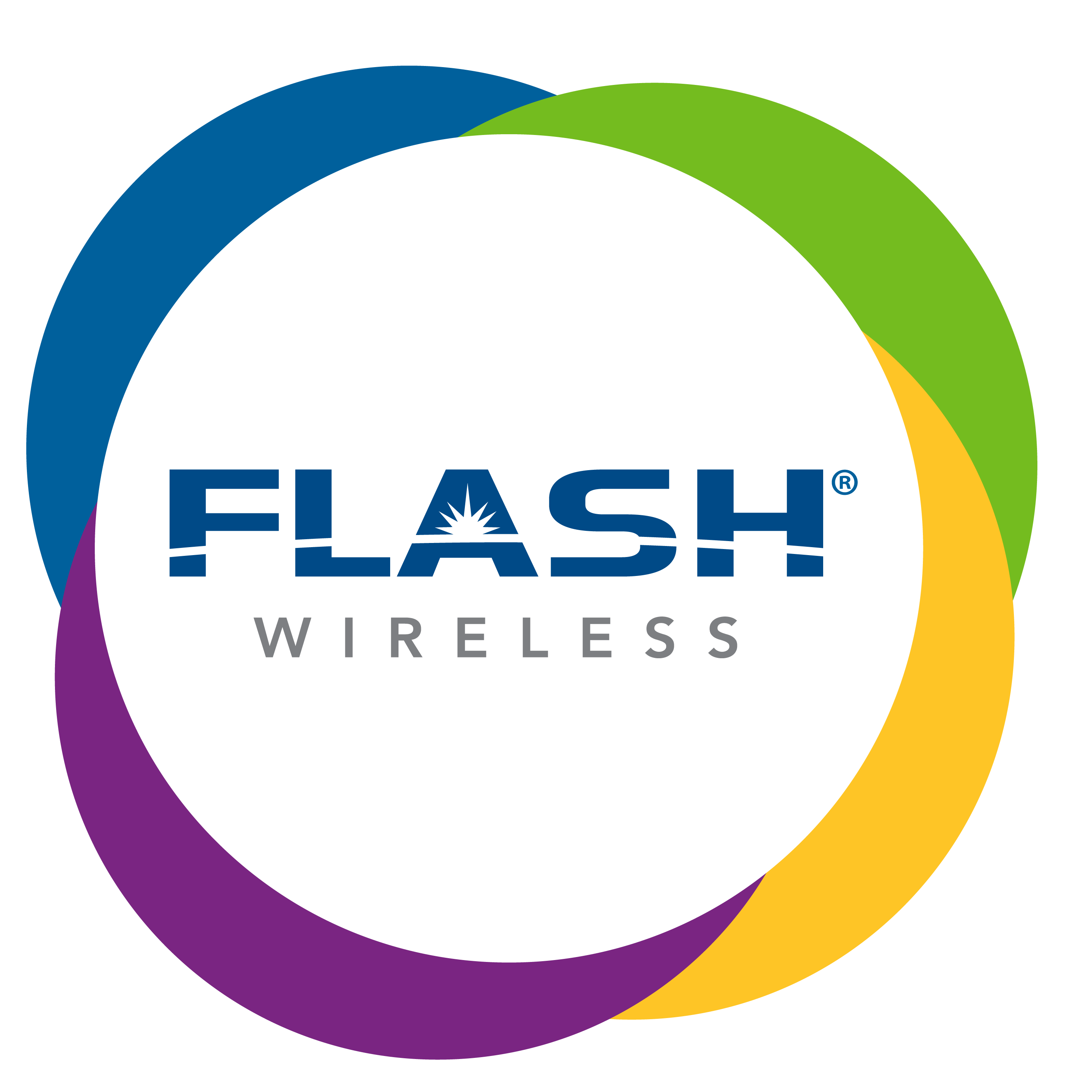 Flash Wireless logo