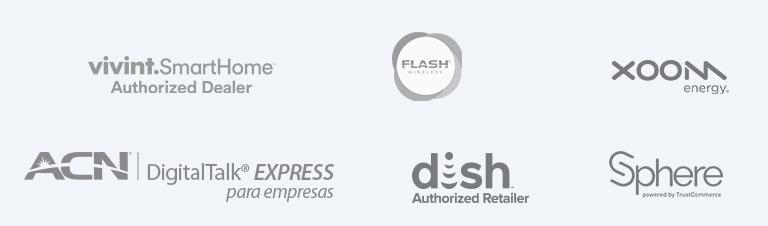 Business Services Partner Logos