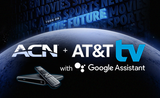 ACN + AT&T TV - Turn on the Future
