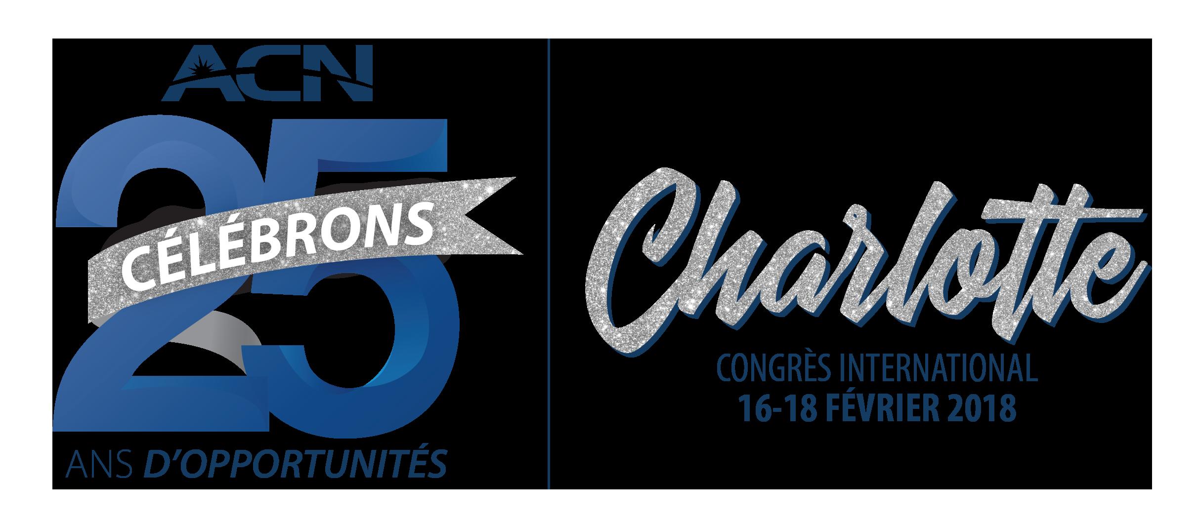ACN célèbre son 25e anniversaire au Congrès international de formation de Charlotte, en Caroline du Nord