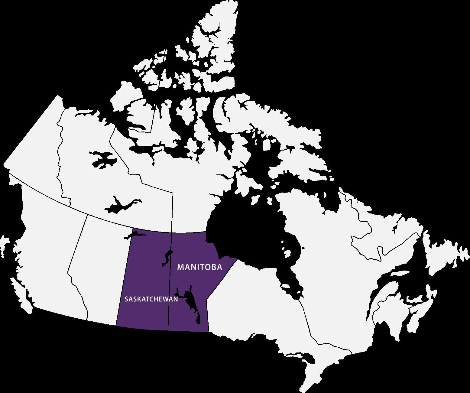 Manitoba and Saskatchewan Plans