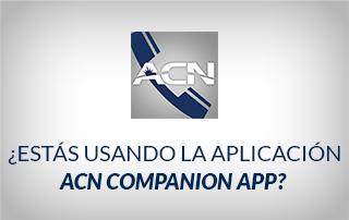 Aplicación ACN Companion