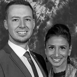 Ben & Charlene Watson-Brown