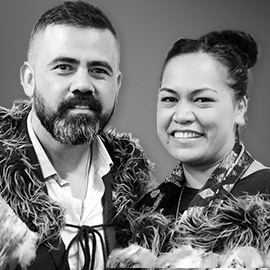 James & Donna Kaiwai