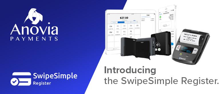 The SwipeSimple Register