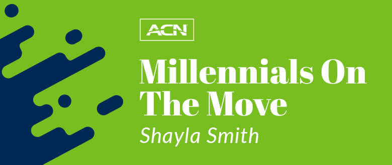 #MillennialsOnTheMove: RD Shayla Smith