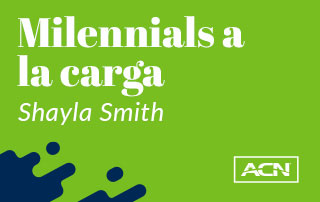 #MilenialsALaCarga: RD Shayla Smith
