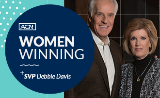 #ACNWomenWinning: Debbie Davis