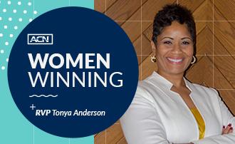 #ACNWomenWinning: RVP Tonya Anderson