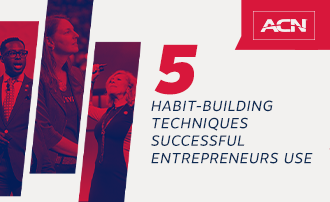 5 habit-building techniques successful entrepreneurs use