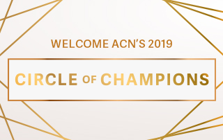 Join us in celebrating ACN's 2019 Circle of Champions!