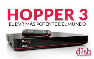 Hopper 3 de DISH: el DVR más potente del mundo
