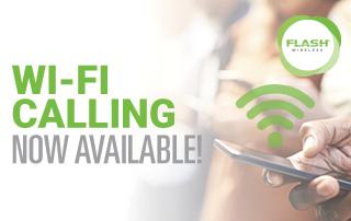 Introducing Wi-Fi Calling on Flash Green