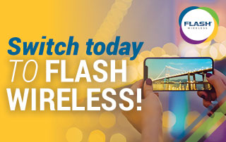 Why Switch to Flash Wireless?