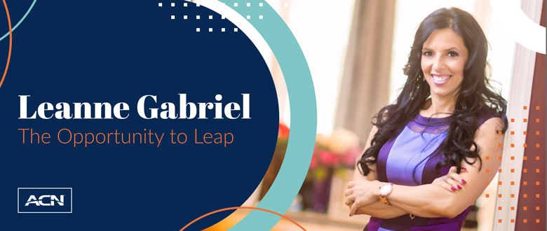The Opportunity to Leap: Leanne Gabriel's Road to SVP