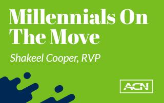Millennials on the Move: RVP Shakeel Cooper
