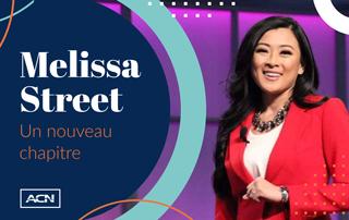 Un nouveau chapitre  Melissa Street trouve un réseau de croyances grâce à ACN