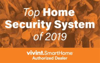 "Vivint Named ""Top Home Security System of 2019"" By U.S. News & World Report"