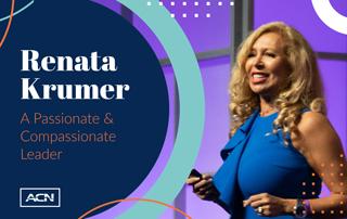 A Passionate & Compassionate Leader : Renata Krumer