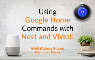 Using Google Home Commands with the Nest Thermostat