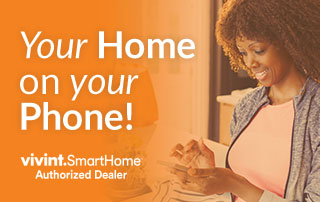 Your Home on your Phone, with Vivint!