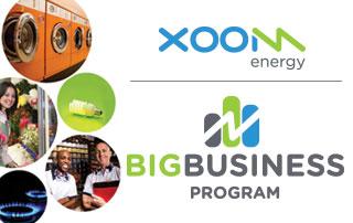Oferta del programa de grandes empresas de XOOM Energy