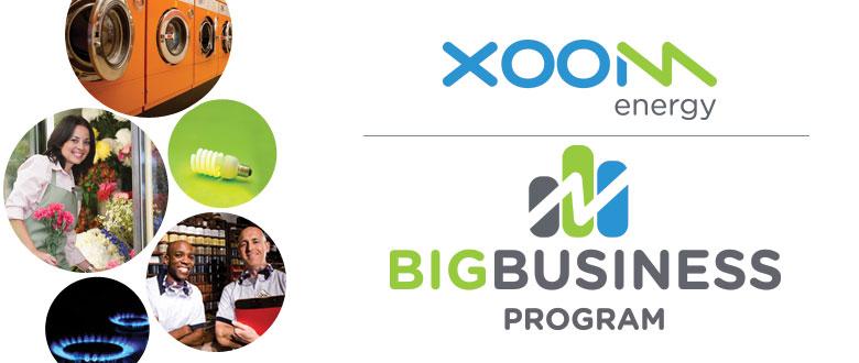 XOOM Energy Big Business Program