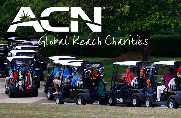 ACN Global Reach Charities Raises a Record-Breaking $213,000 with Third Annual Celebrity Golf Tournament