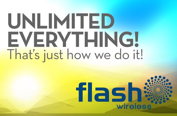 Unlimited Everything Plans from Flash Wireless and ACN Shake Up the Wireless World