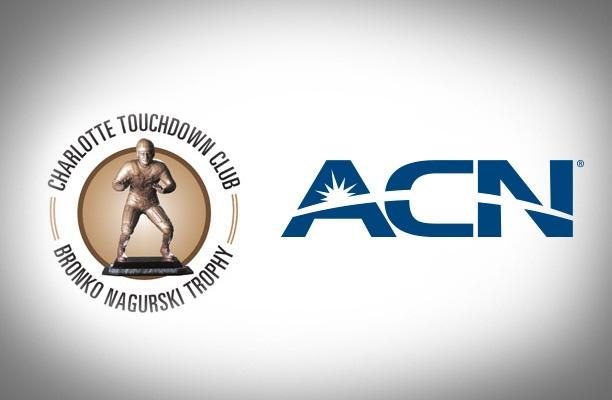 ACN Returns as Presenting Sponsor of Prestigious Collegiate Football Award