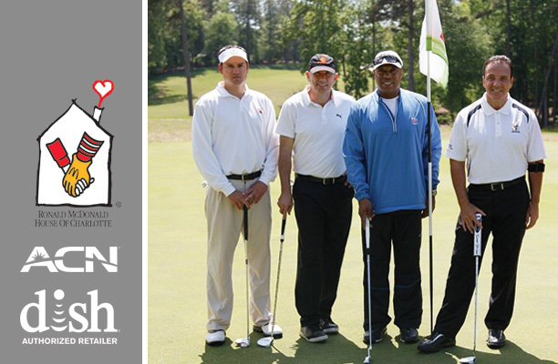 ACN Puts Final Touches on 4th Annual Ronald McDonald House Celebrity Golf Tournament