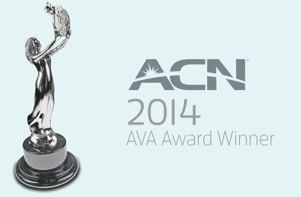The ACN Reviews Are In: Company Awarded Gold and Platinum in 2014 AVA Digital Awards