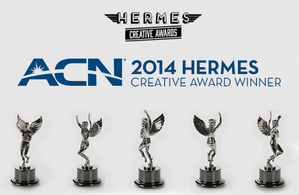 ACN Reviews Are In: Company Takes Home 12 Hermes Awards