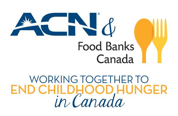 ACN, Inc. Names Food Banks Canada As Hunger Partner