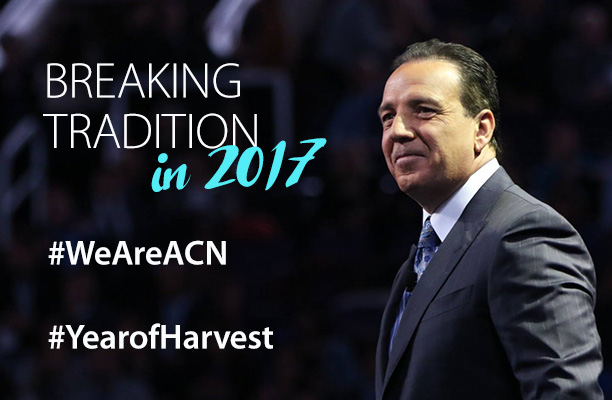ACN is Breaking Tradition in 2017