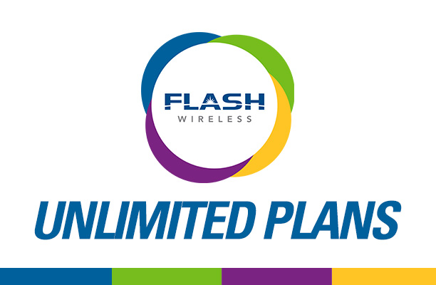 Flash Wireless offers Unlimited Data Plans to Customers