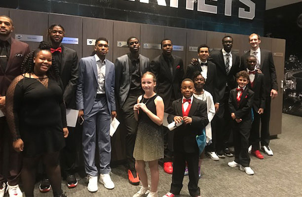 The ACN Reviews Are In: Hornets My Hero Gala a Success!